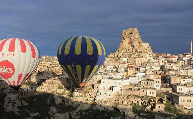 Ortahisar Kalesi Hakkında Tüm Detaylar  Nevşehir Kapadokya