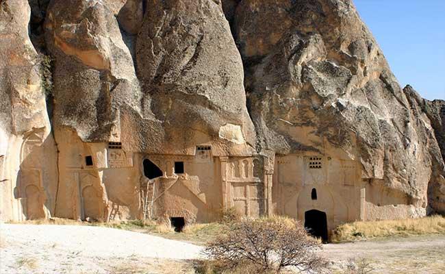 hallaç manastırı