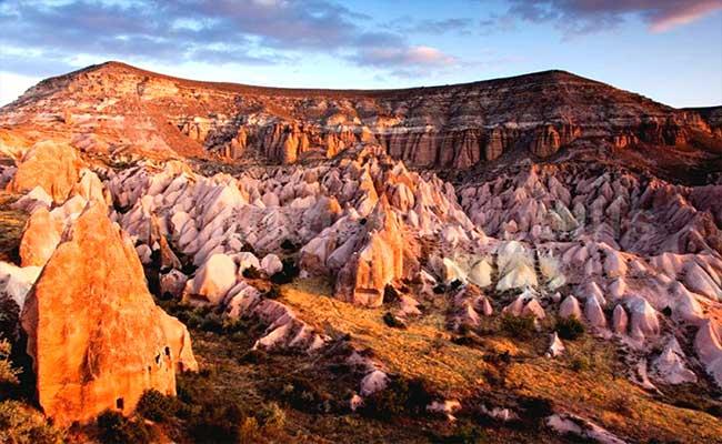 kızıl vadi kapadokya
