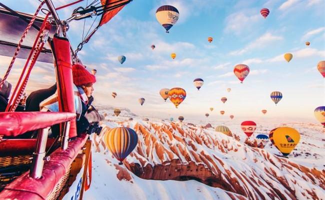 kapadokya balon turu 5