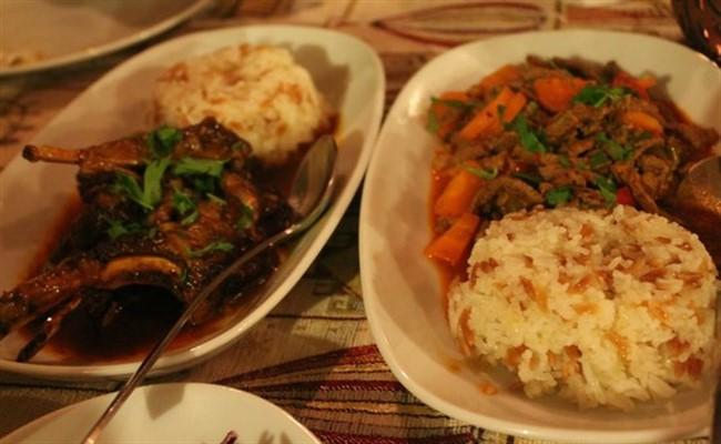 kapadokya yemekleri
