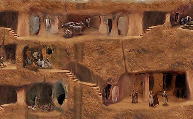 kapadokya-yeraltı-şehri-2