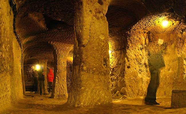 kapadokya-yeraltı-şehri-8