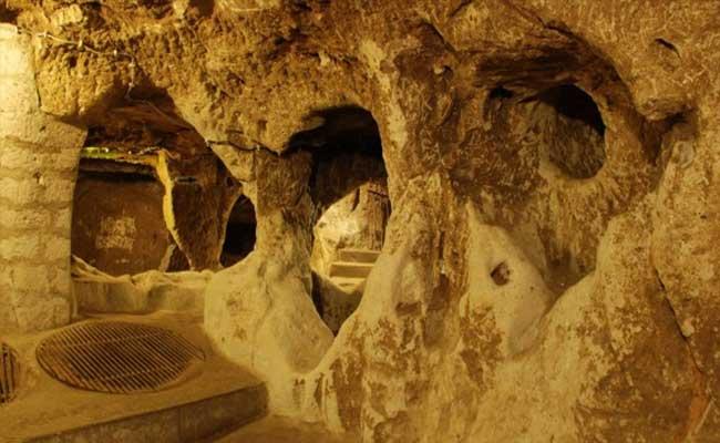 kapadokya-yeraltı-şehri-9