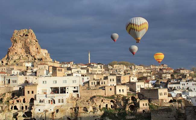 Nevsehir Ortahisar Gezilecek Yerler Gezi Rehberi Kapadokya