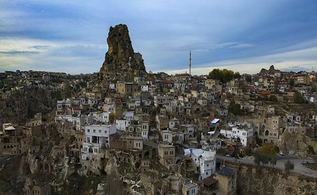 Nevşehir Ortahisar Kalesi 3