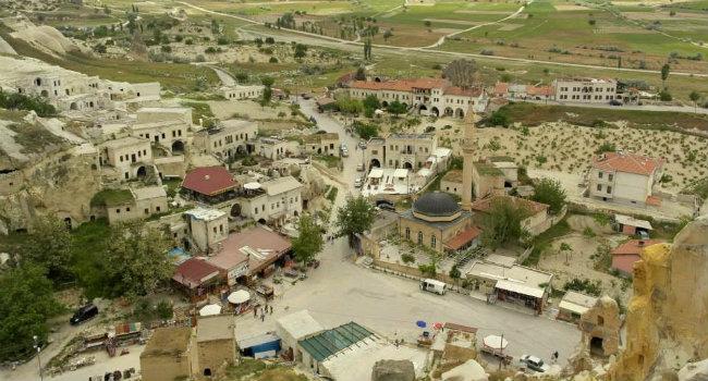 Çavuşin Köyü fotoğrafı 1