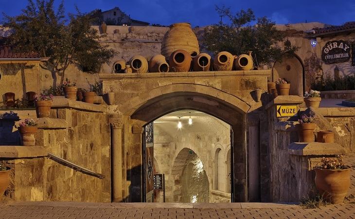 güray seramik müzesi - güray çömlekçilik giriş