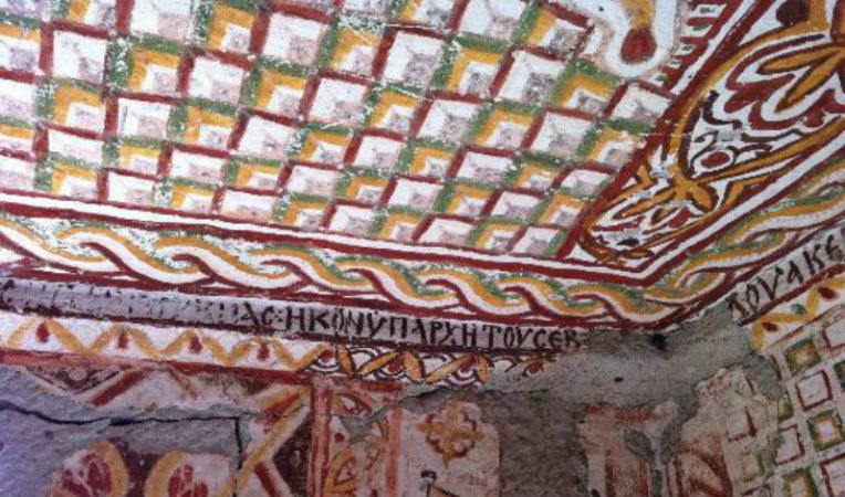 Mustafapaşa gezilecek yerler Aziz Basil Şapeli