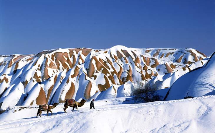 kapadokya kış 9