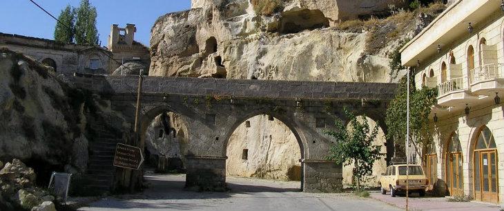 Mustafapaşa gezilecek yerler - Maraşoğlu Köprüsü