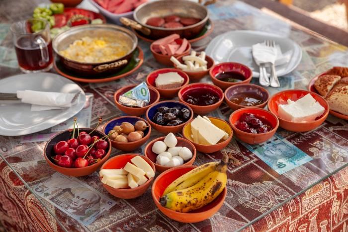 kapadokya kahvaltı