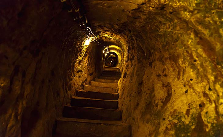 üzümlü-kilisesi-derinkuyu-yeraltı-şehri