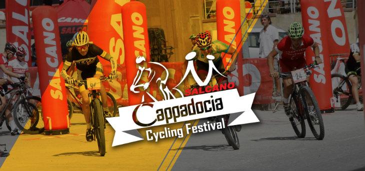 Kapadokya Salcano Bisiklet Festivali