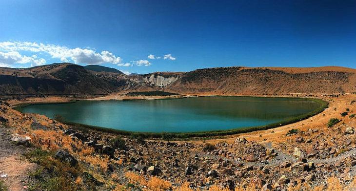 Kapadokya Narlıgöl