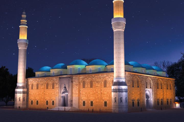 Kapadokya gezilecek yerler - Bursa ulu cami