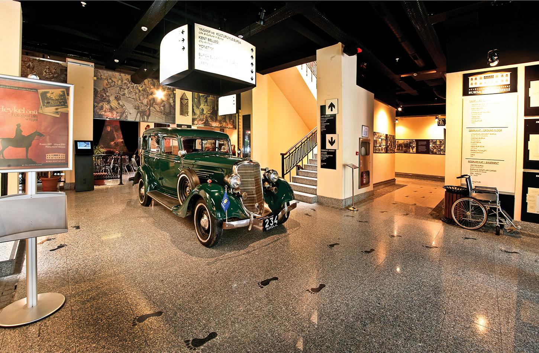 Kapadokya gezilecek yerler - Bursa Kent Müzesi