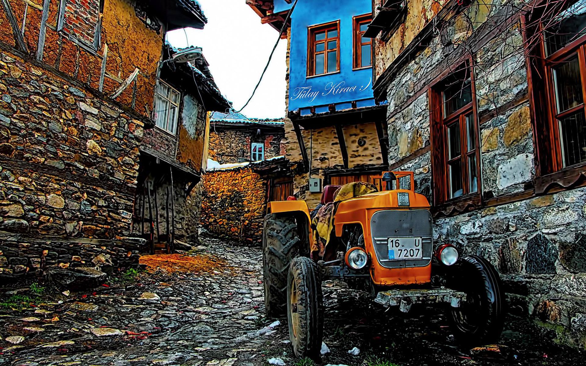 Kapadokya gezilecek yerler - Cumalıkızık Köyü