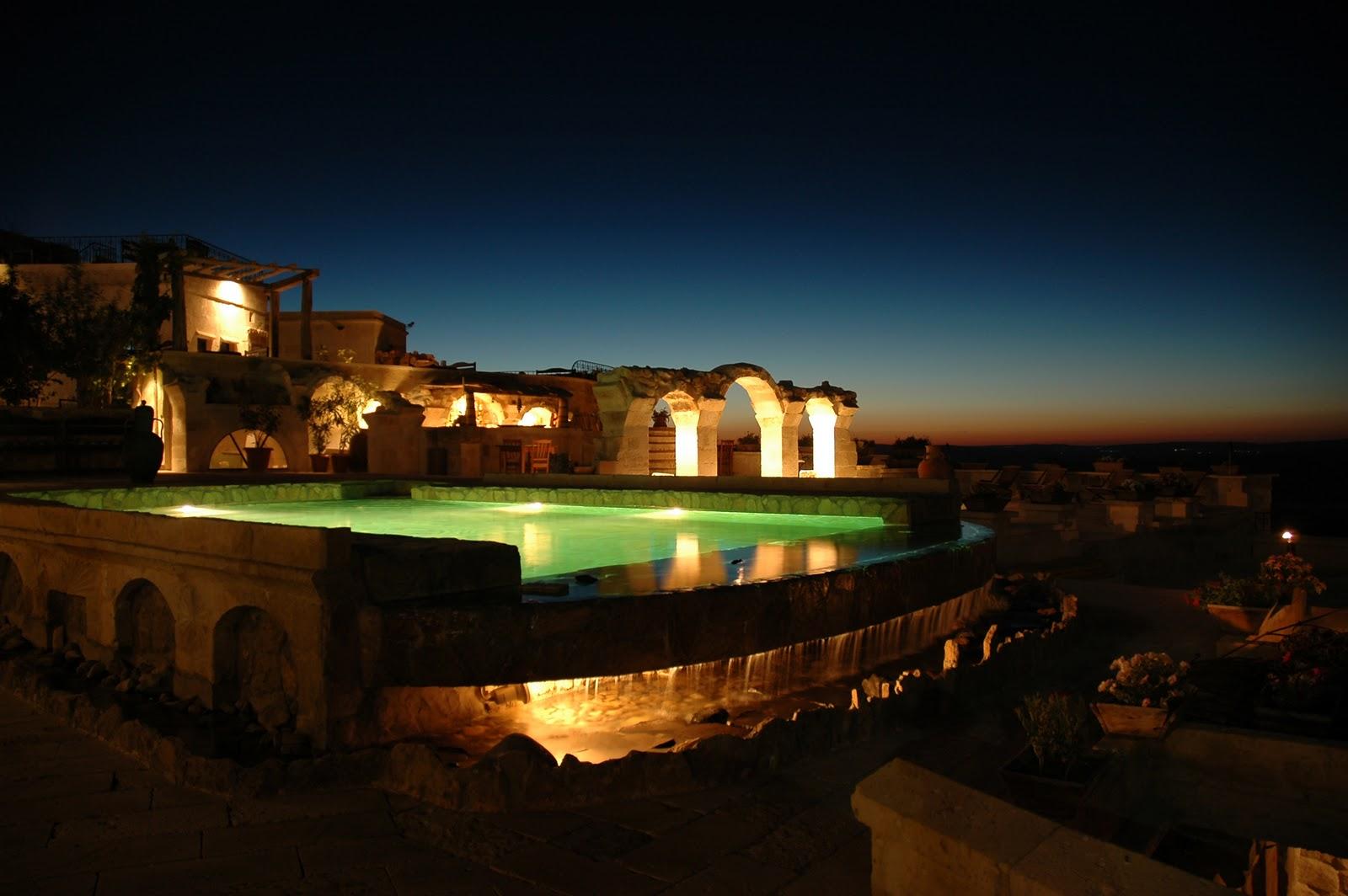 Argos in Cappadocia – gece