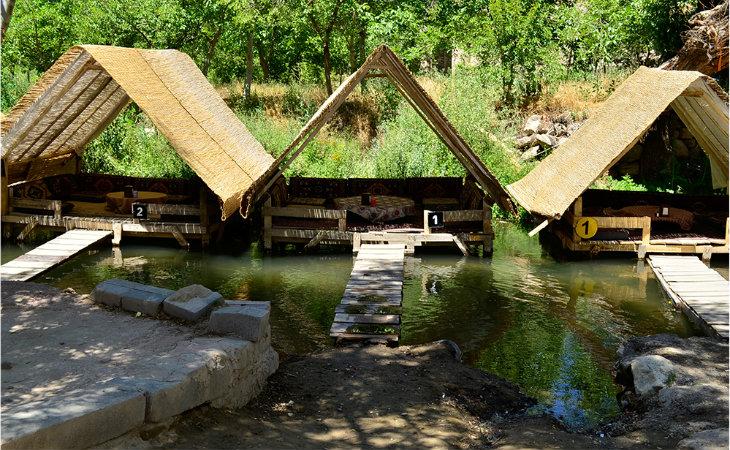 Kapadokya Yeşil Tur - Öğle Yemeği Restoran