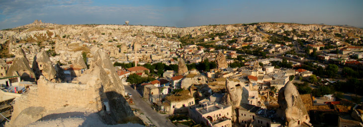 Green Tour Cappadocia Route - Goreme Panorama