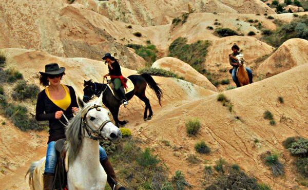 cappadocia horseback tour