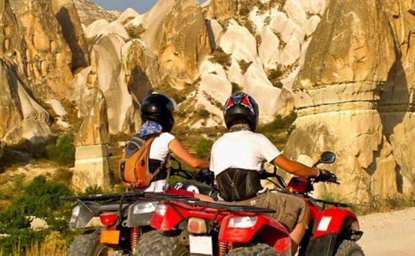 cappadocia atv quad tour