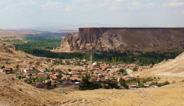 Kapadokya Yeşil Tur - Yaprakhisar Köyü