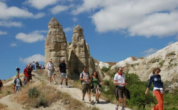 kapadokya yürüyüş turu