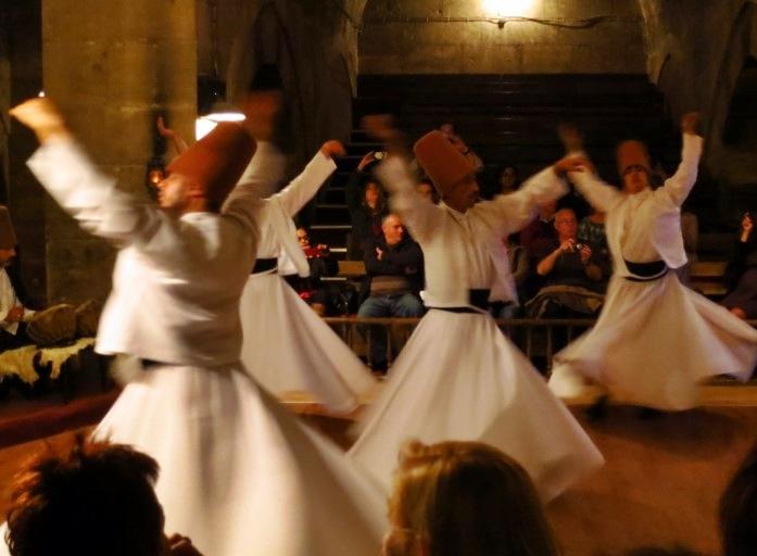 Kapadokya Derviş Gösterisi - Semazenler