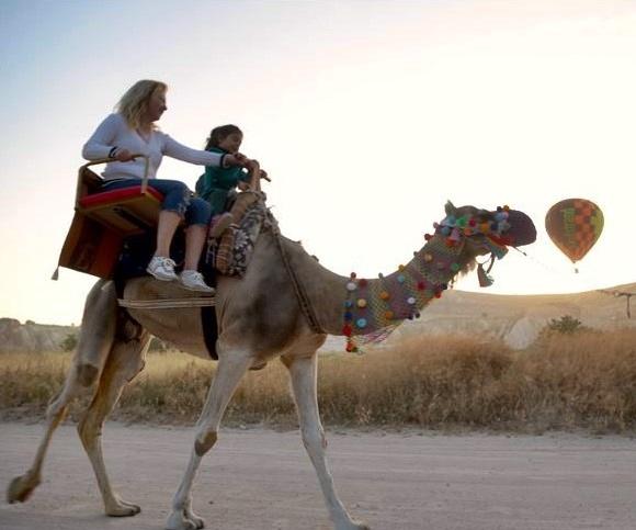 Kapadokya deve turu - Kapadokya deve safari