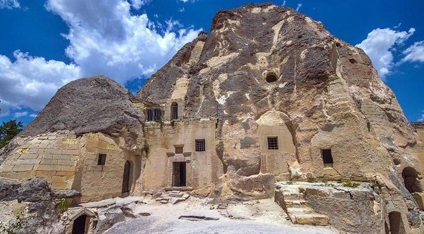 Cappadocia blue tour -Keşlik Monastery