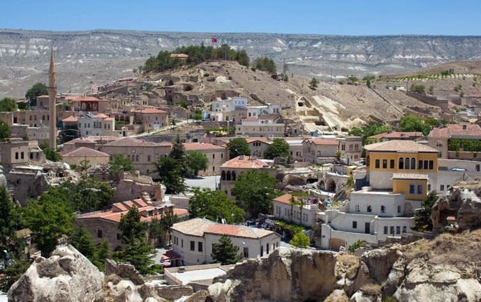 Cappadocia-blue-tour-mustafapasa-village