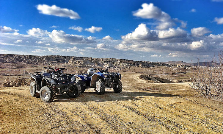 ATV safari - Cappadocia Attractions
