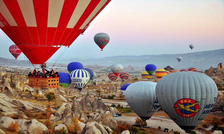 Balloon tour in Cappadocia Attractions