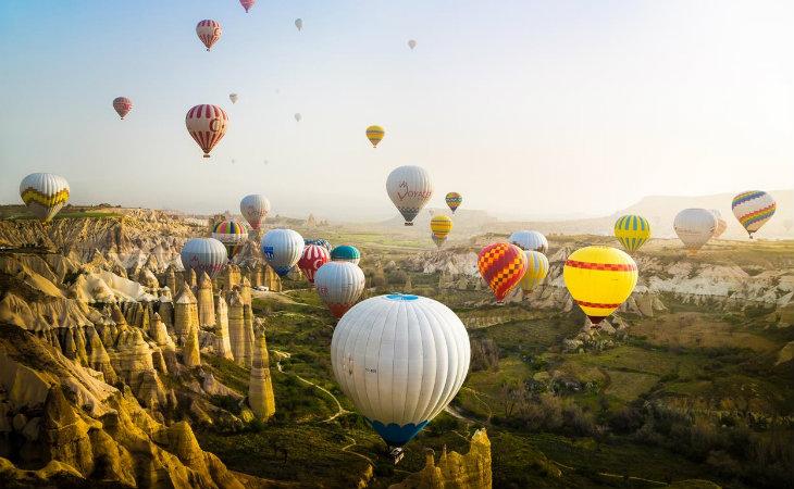 Cappadocia Balloon Tour - Cappadocia Attractions