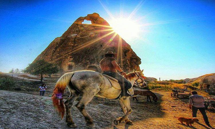 Horseback riding - Cappadocia Attractions