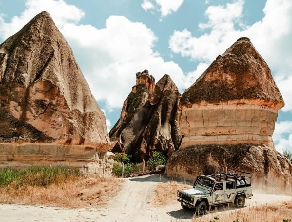 Jeep Safari Tours Cappadocia