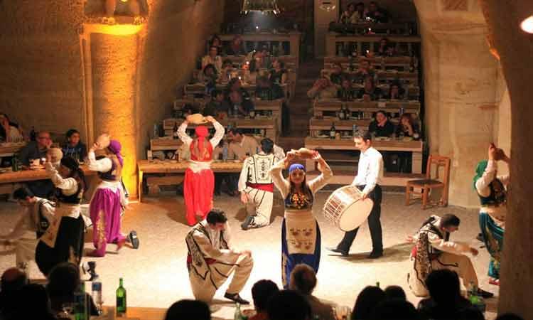 Turkish Night in Cappadocia Attractions