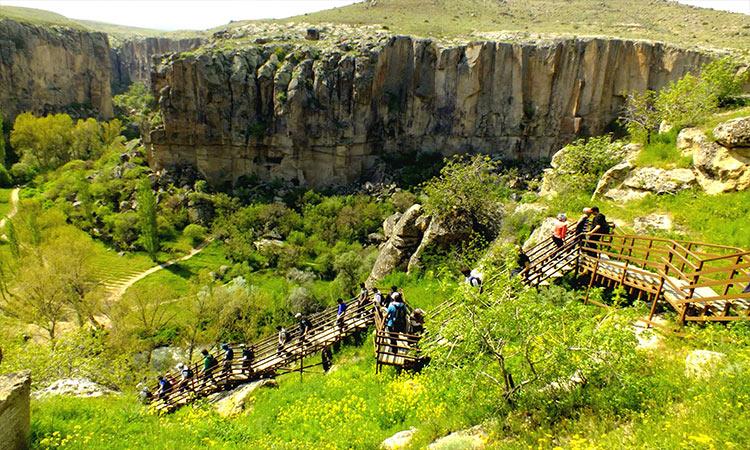 Valleys - Cappadocia Attractions
