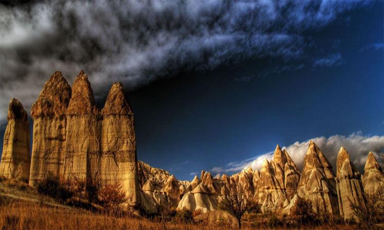 Valleys in Cappadocia Attractions