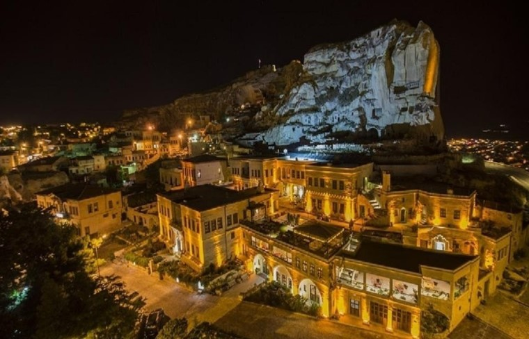 Cappadocia Cave Suites - Fresco Cave Suites