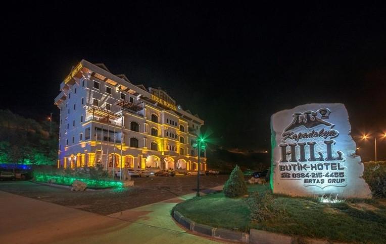 Cappadocia Cave Hotels - Cappadocia Hill Hotels