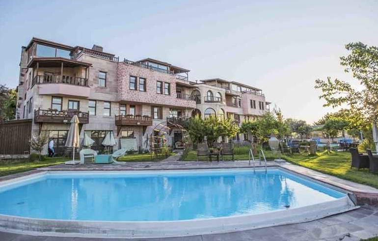 Cappadocia Hill Hotels - Karlik Houses Hotels