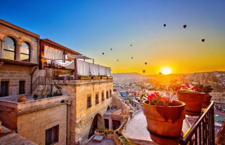 Cappadocia Cave Suites - Kelebek Special Cave Hotels
