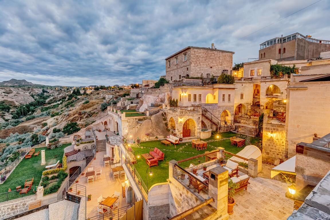 Cappadocia Cave Suites - Taskonaklar Hotels