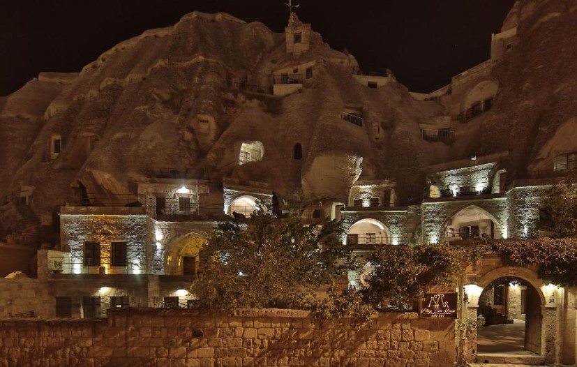 Cappadocia Hill Hotels - village Cave Houses